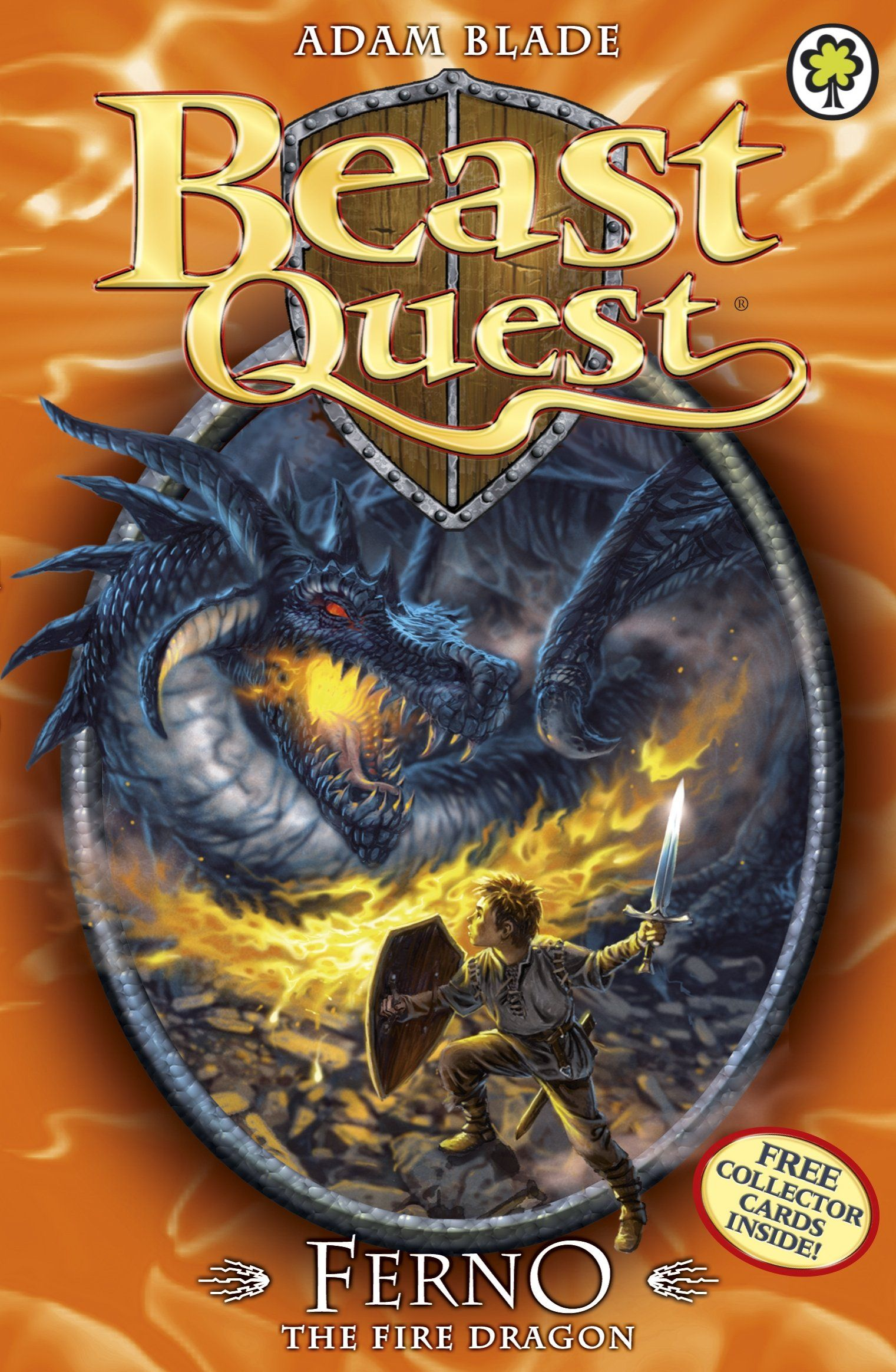 Beast Quest Series Adam Blade Kids Books Pinterest Books