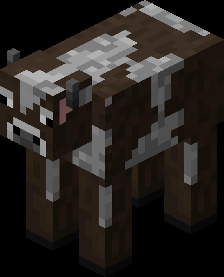 Http Hydra Media Cursecdn Com Minecraft Gamepedia Com 8 84 Cow Png Minecraft Bedroom Decor Minecraft Mobs Minecraft Pictures