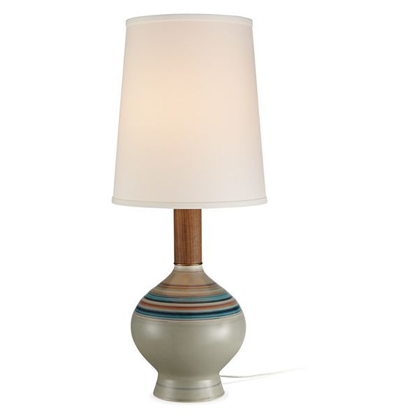 Rayas Striped Table Lamp - Table Lamps - Modern Lighting - Room & Board