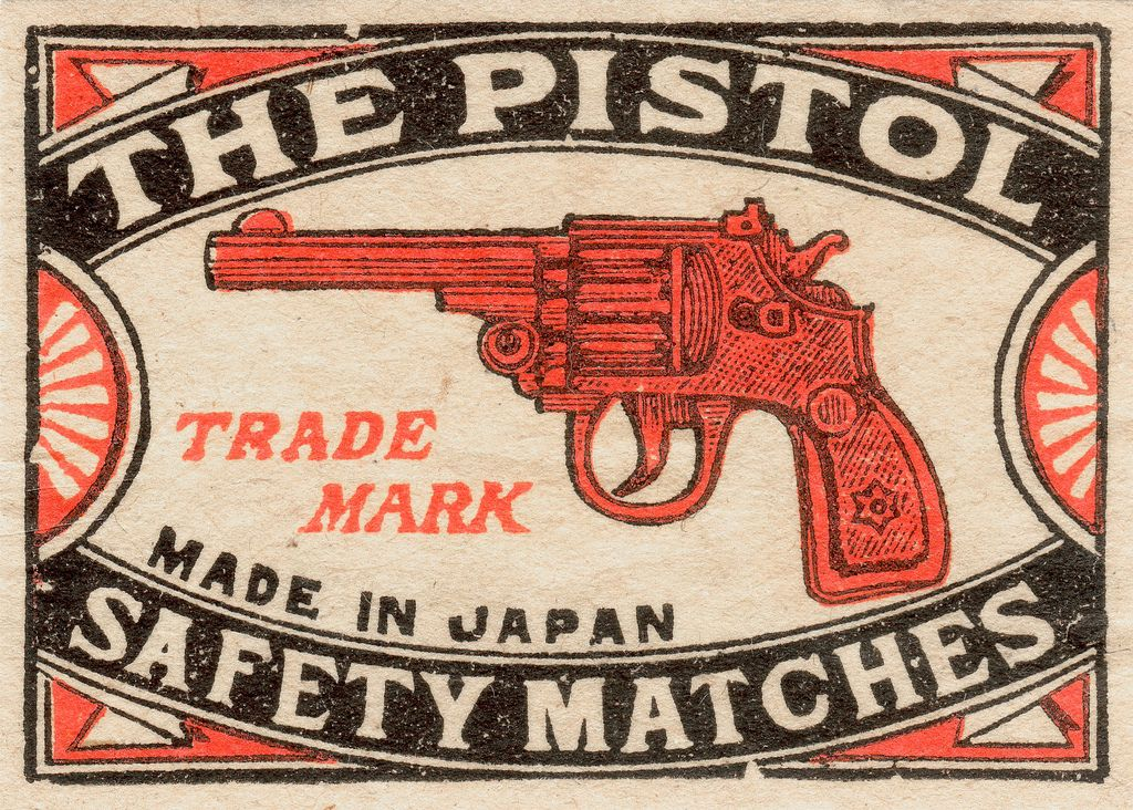 the Pistol Safety Matches
