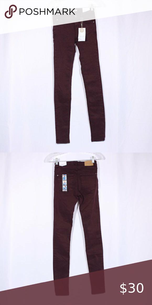 NWT ZARA TRAFALUC Body Curves Jeans Size 2