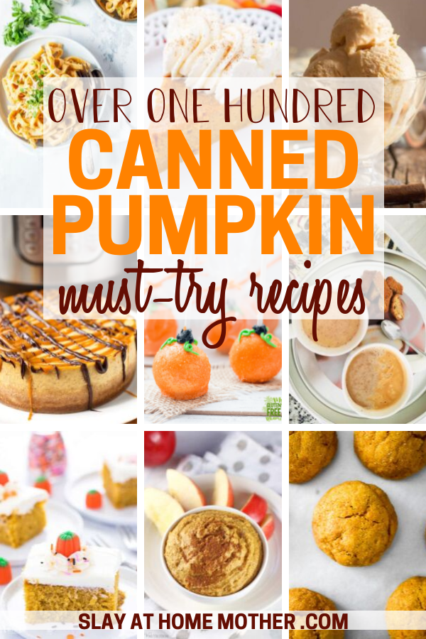 Recipes With Pumpkin Puree