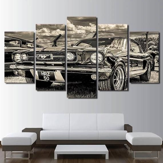 Pin On Mustang Wall Art