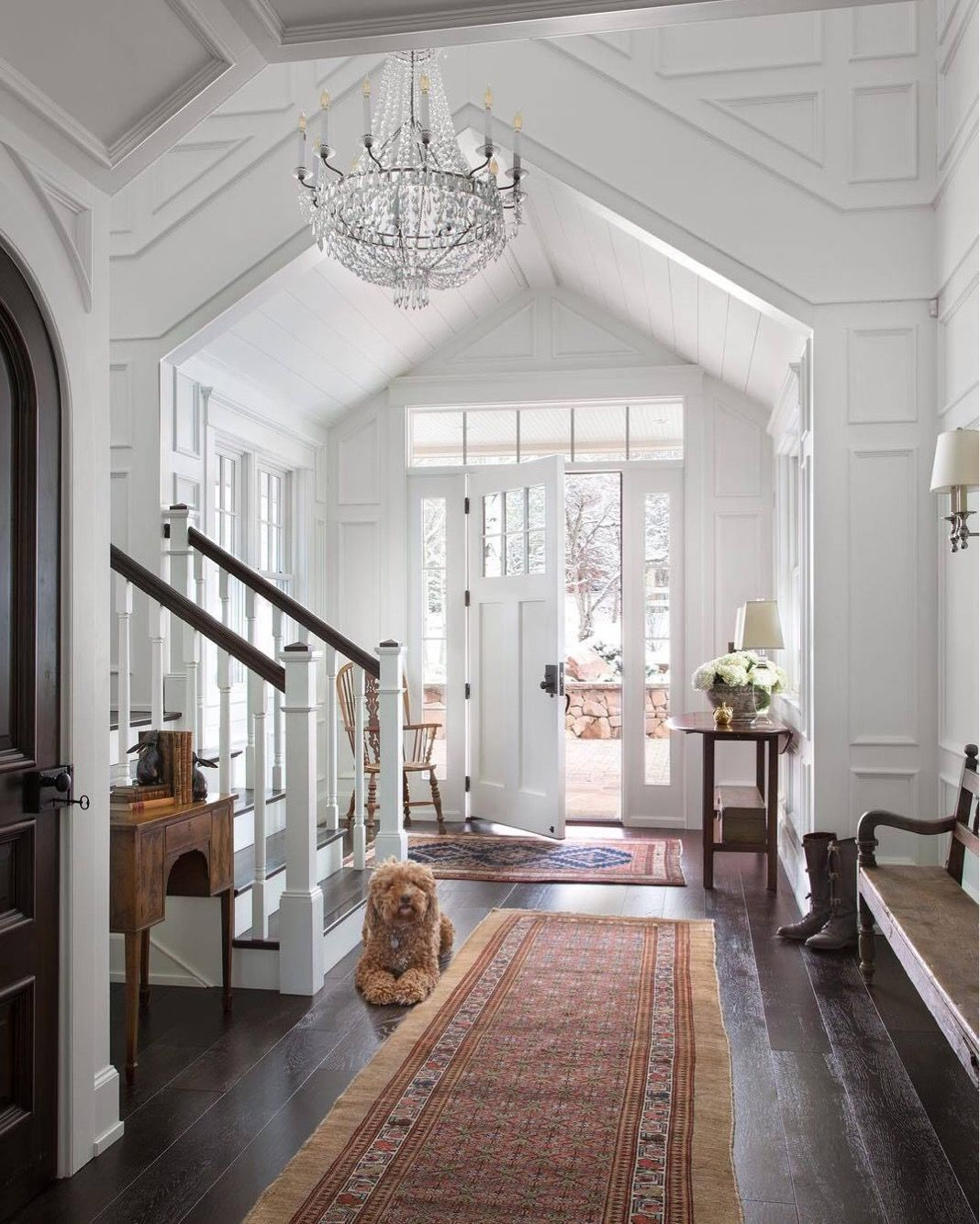 Those angles foyers hill interiors modern art hallways kitchen also best perfect home ideas images in decor attic rh pinterest