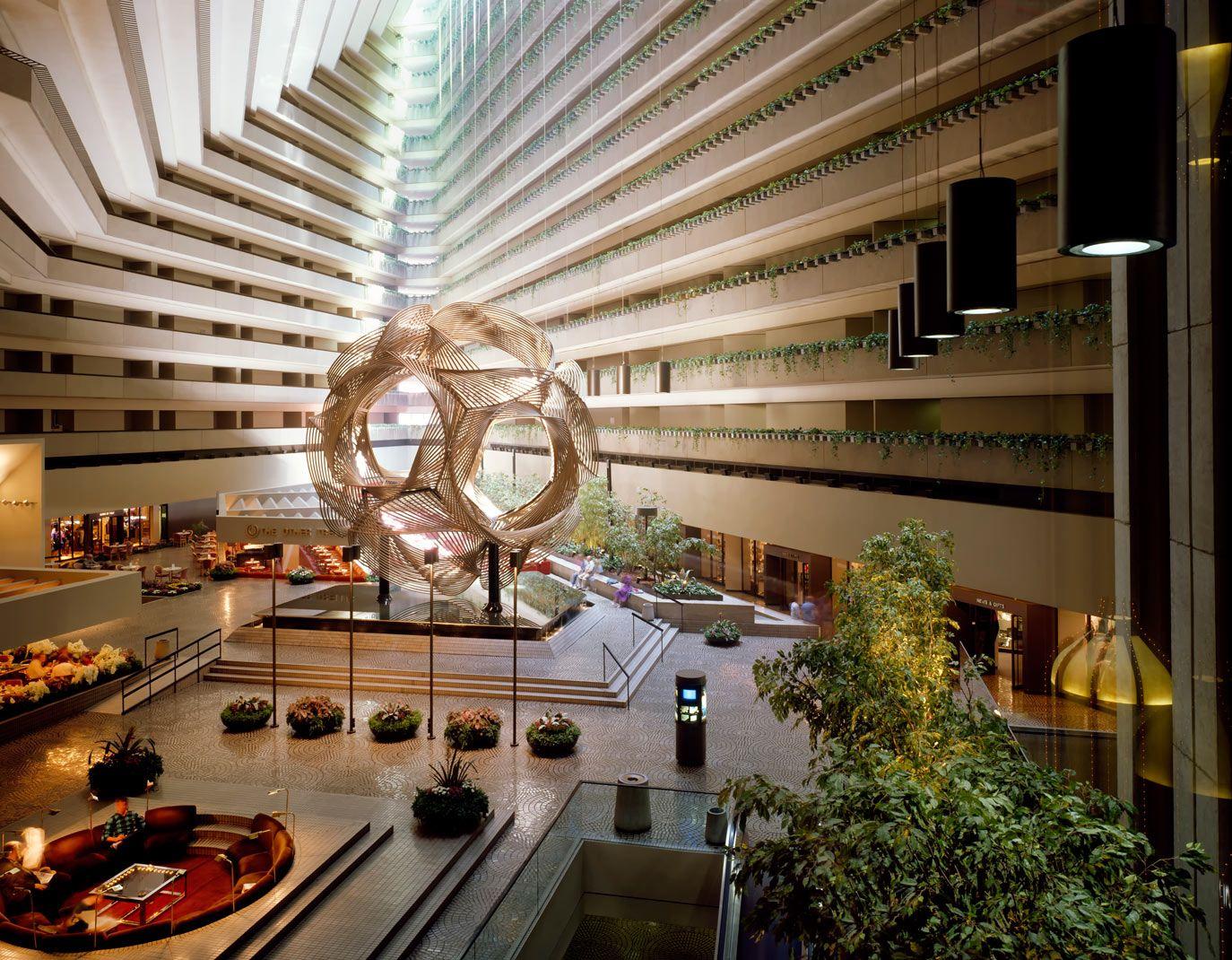 Grand Hyatt San Francisco Favorite Places & Spaces In