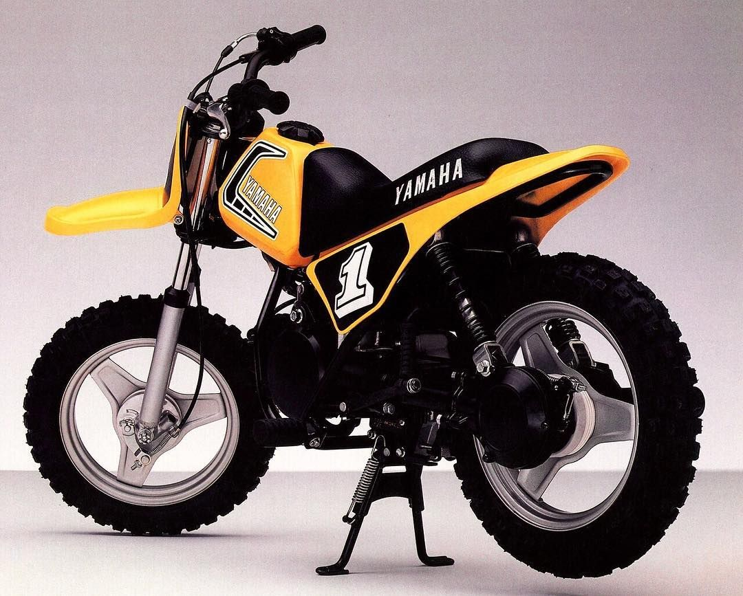 Taking you back to 1981 with this week's #YamahaOfYesterday