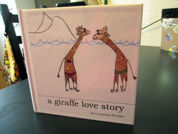 Diy kids storybook paper wedding anniversary gift ideas gifts