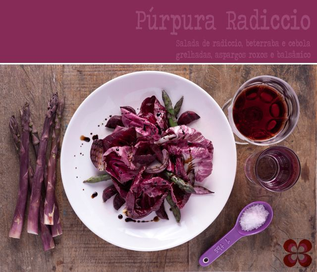 Púrpura radiccio 2 (Luis Simione para Cozinha da Matilde)
