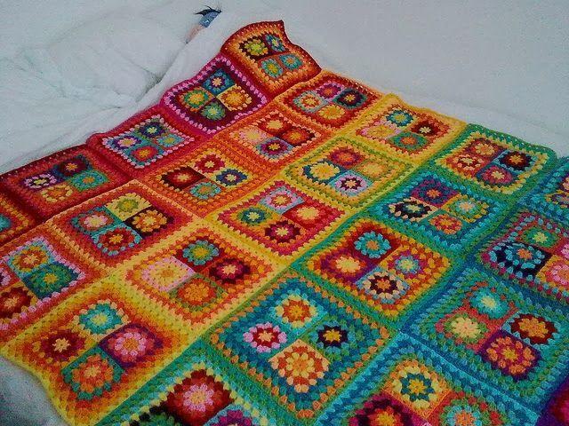 Labores en Red: crochet / ganchillo