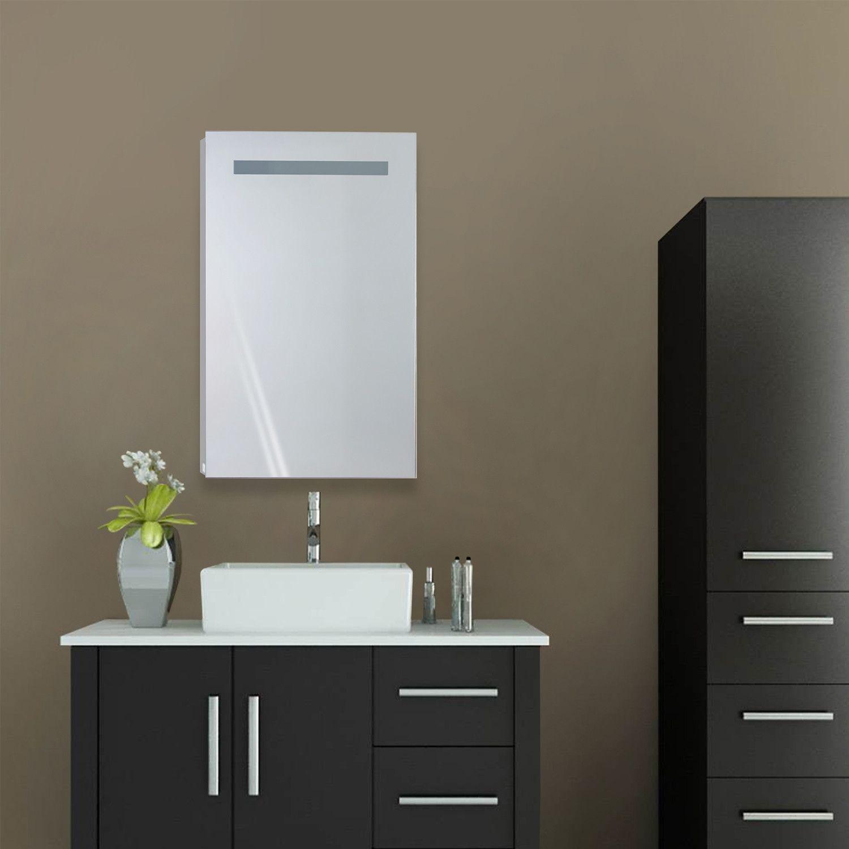 Led Medicine Cabinet Sliding Mirror Outlet Shelves Sliding Mirror Bathroom Addition Mirror