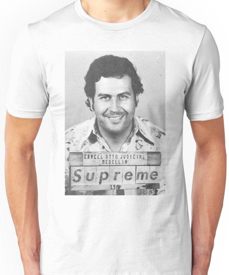 6e431060 Pablo Escobar Supreme   Slim Fit T-Shirt   Products   Pablo escobar ...