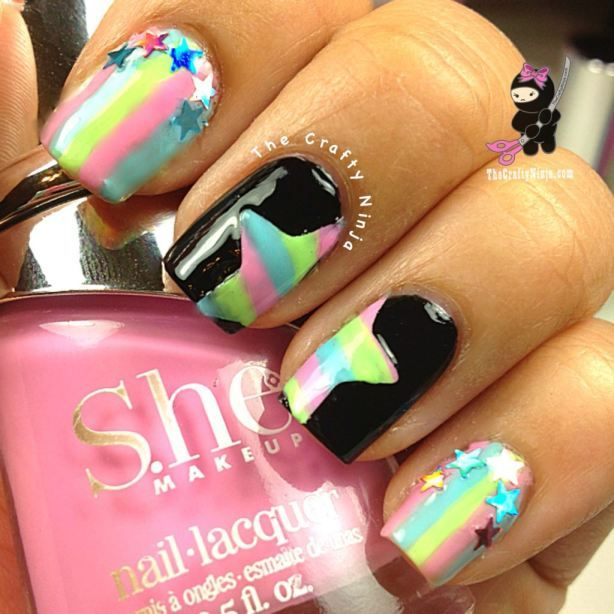 12 Amazing Diy Nail Art Designs: 20 Amazing DIY Nail Ideas...this Is Cool