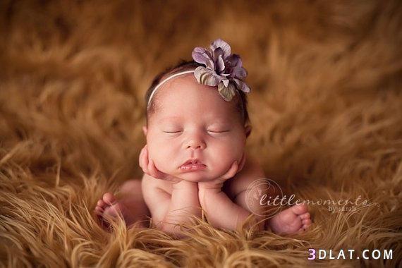 صور اطفال نايمين اجمل صور اطفال نائمين Newborn Headbands Baby Headbands Newborn