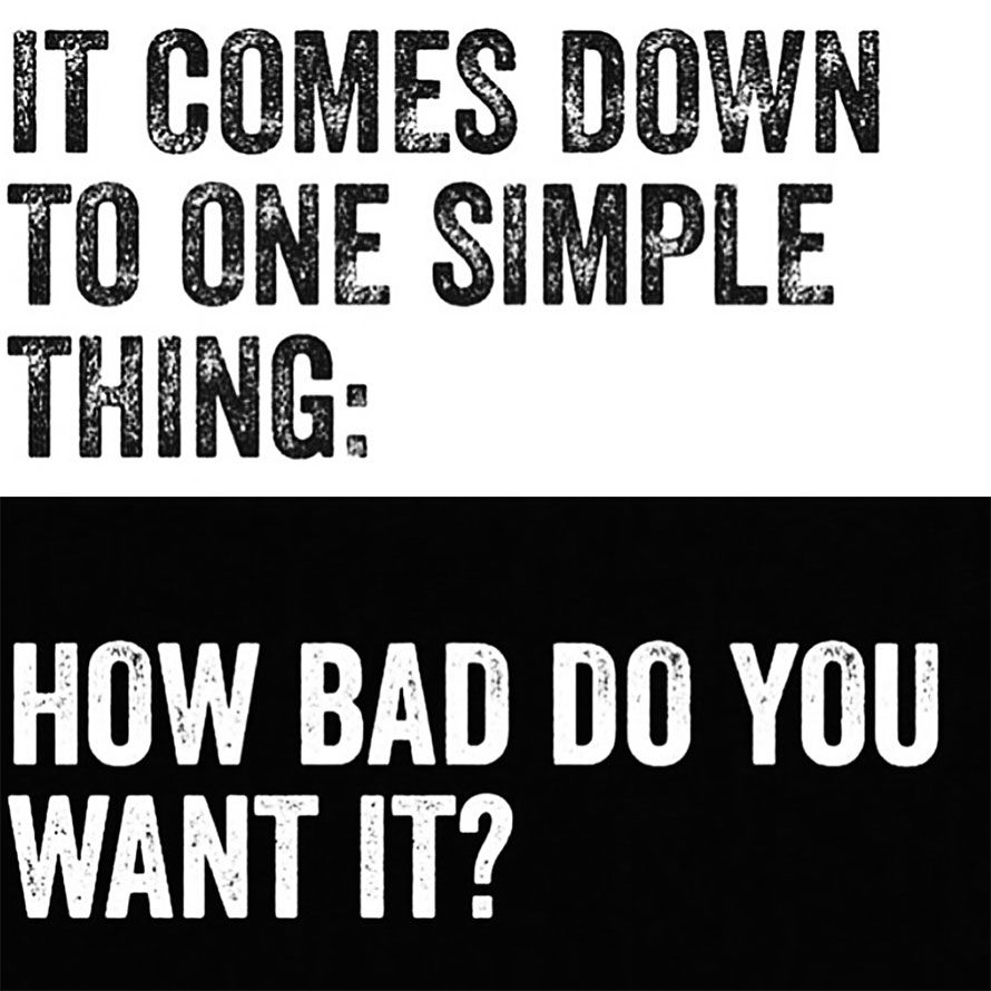 My Coach Says This To Us ALL THE TIME! Itu0027s So True Though. It All Comes  Down To Your Mental Strength And Your Willpower. How Bad Do You Want It?