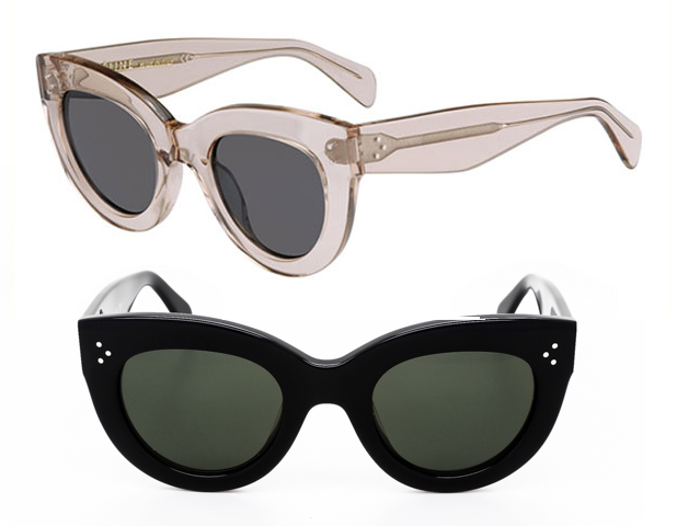 130faa58dc24 Celine Caty Cat Eye Sunglasses - Click pic for fashion s top cult classic  styles  sunglasses  sunnies  specs