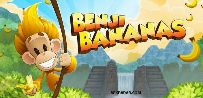 Benji Bananas 1 12 MOD APK (Unlimited Bananas) Download Free