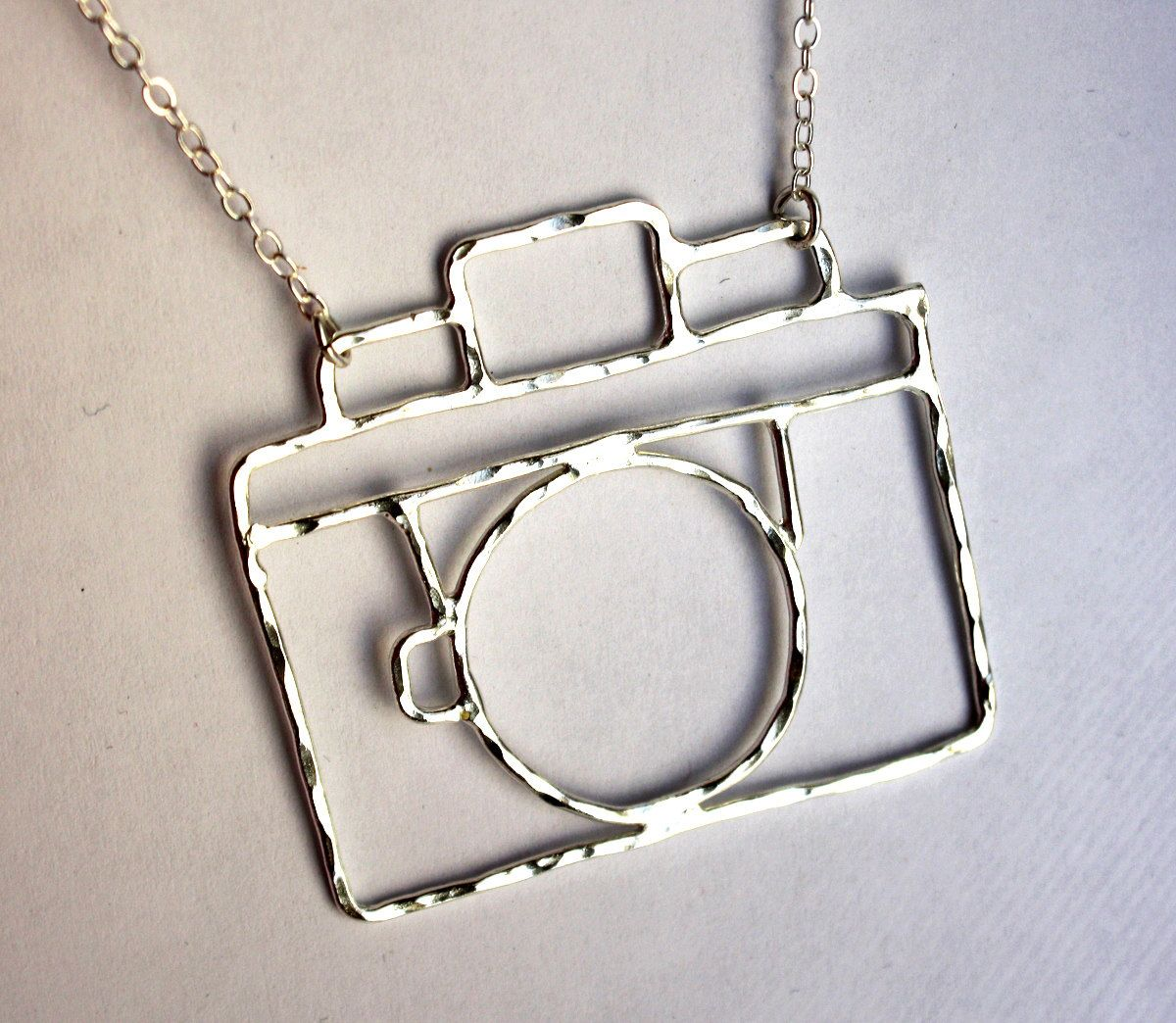 gold photographer photography shop necklace on camera tiny wanelo best ne products