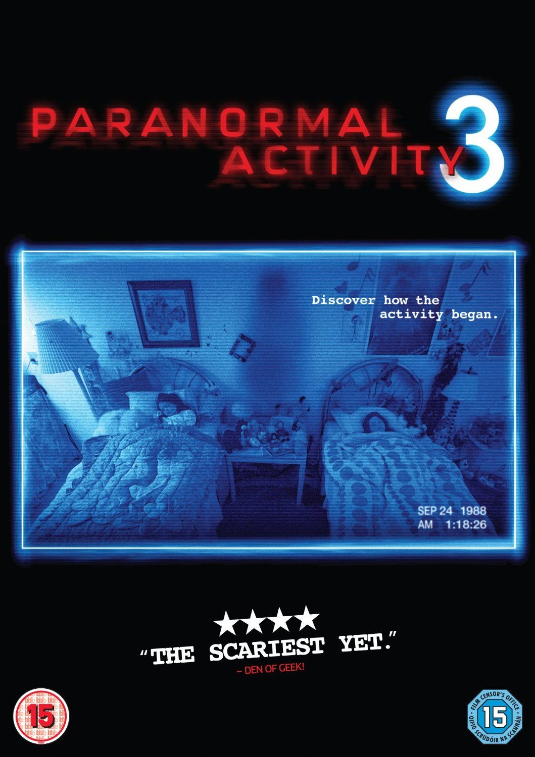 NEW Katie Featherston Paranormal Activity Movie POSTER 11 x 17 Micah Sloat A