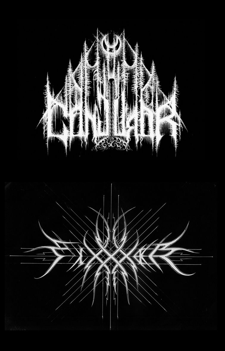Christophe Szpajdel Lord Of The Logos Metal Band Logos Heavy Metal Art