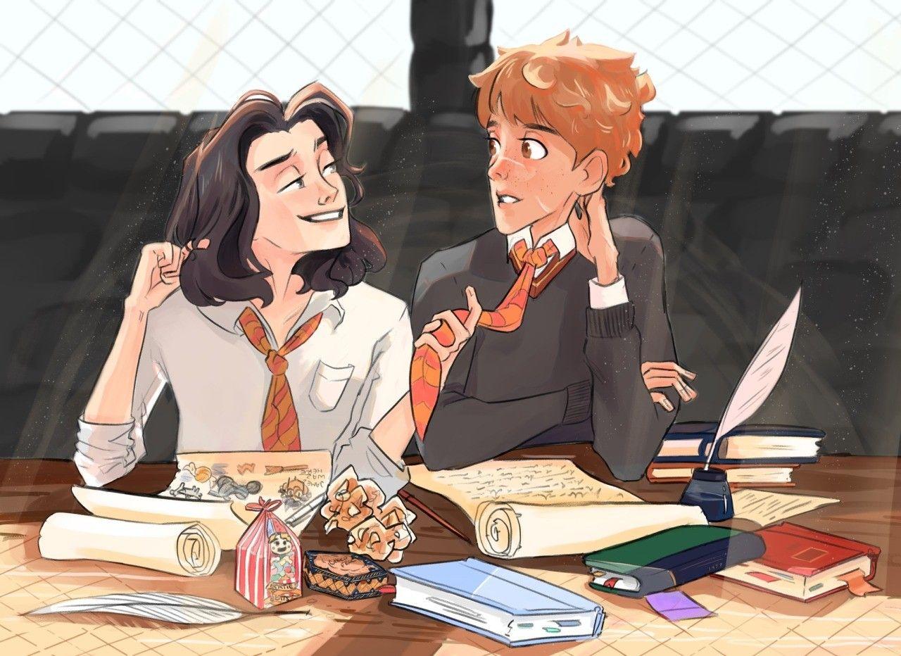 I Dream Of Moony Ao3 The Marauders Remus And Sirius Harry Potter Ships