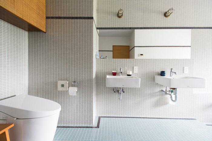 外国人向け集合住宅をリノベ当たり前がかっこいい素材とデザインが