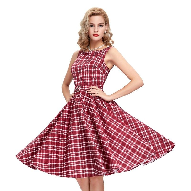 Pin Up dress : http://www.street21deluxe.com/es/ropa-pin-up-y ...