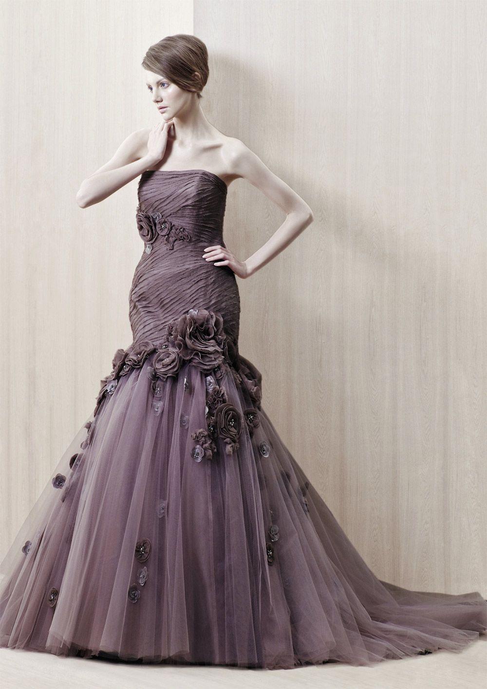 21 Fabulous Gothic Wedding Dress Ideas | Wedding Dresses | Pinterest ...