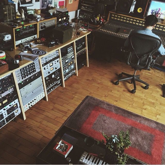 fetching home recording studio design. Theatre design  Tycho s studio Cool Recording Studio Stuff Pinterest