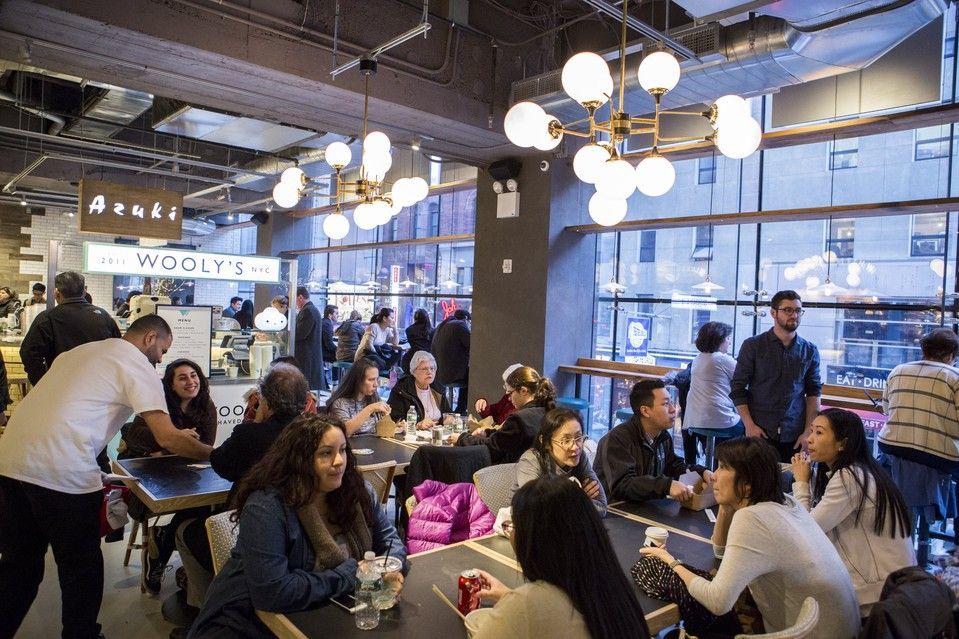 City Kitchen city kitchen, new york city | food halls | pinterest