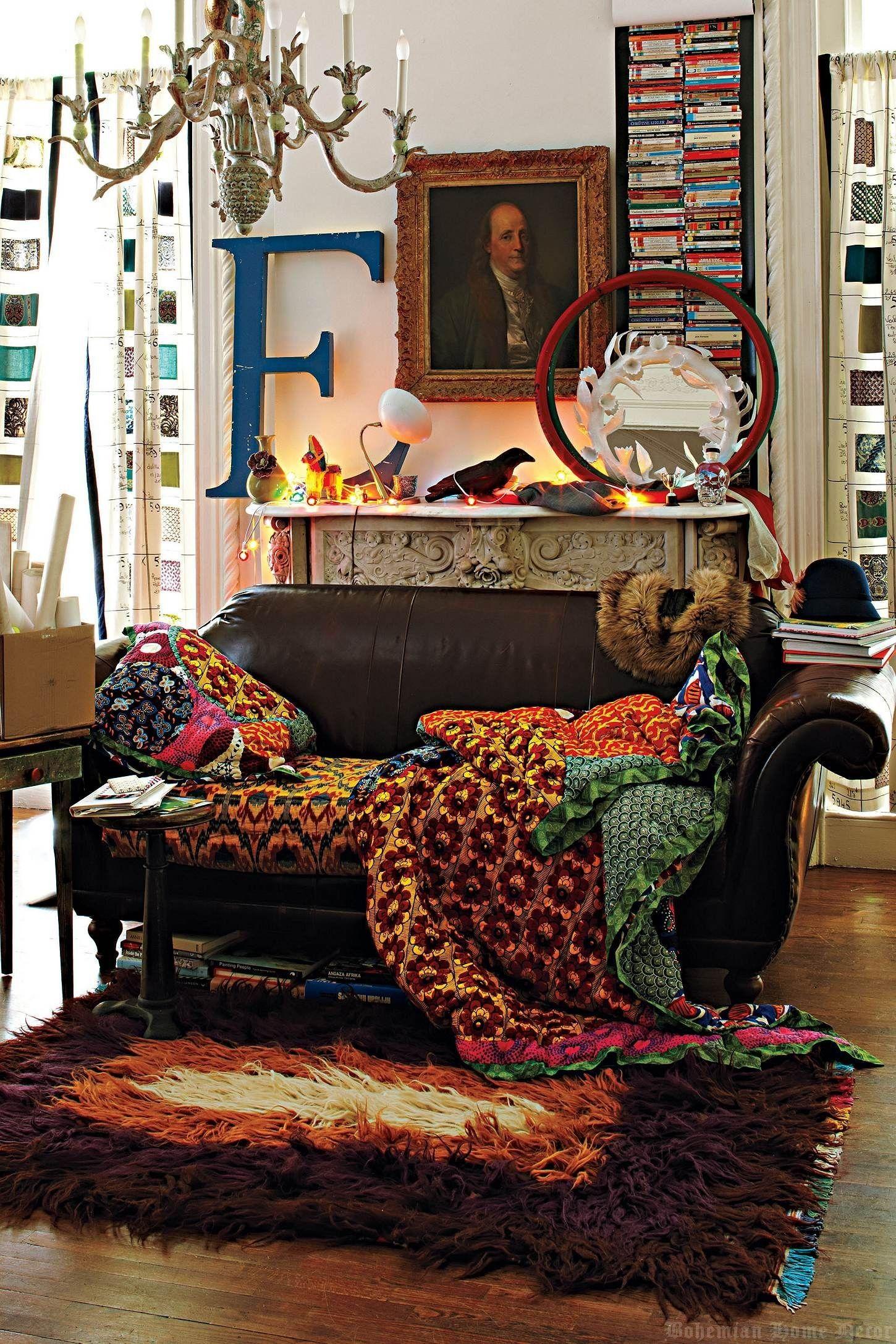 Street Talk: Bohemian Home Decor