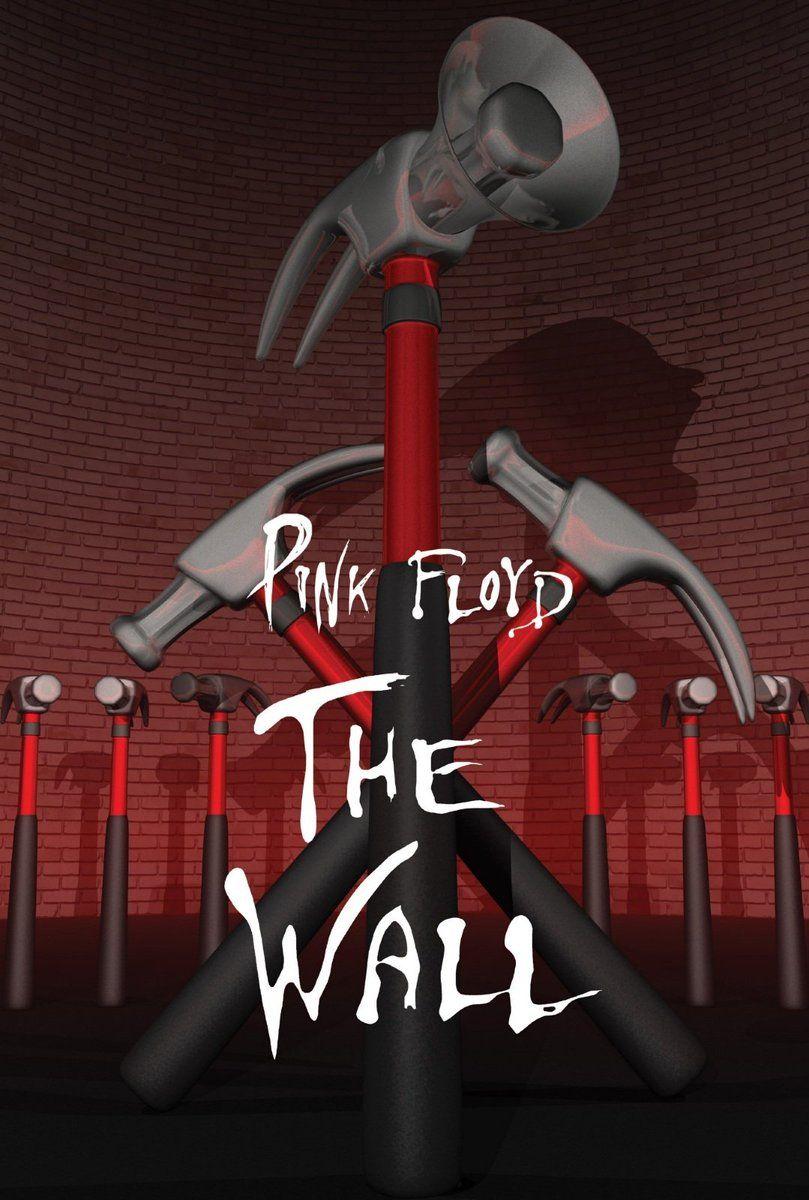 Pink FloydThe Wall........ Pôsteres de rock, Arte pink