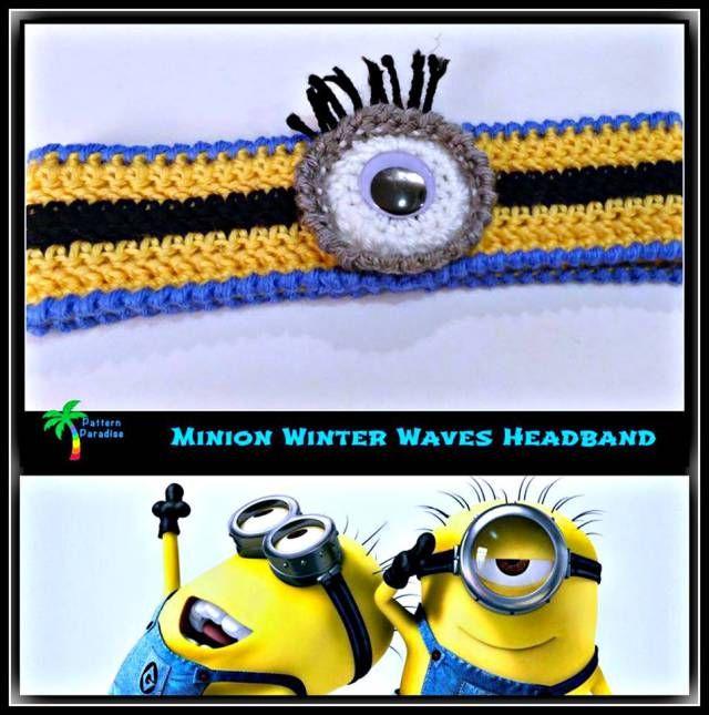 free pattern minion headband 1458653_10202334623710889_1727257105_n ...