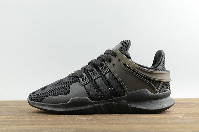 official photos 48663 16d68 2018 UK Trainers Adidas Equipment Support ADV Core Black Noir BA8324 Youth  Big Boys Sneakers