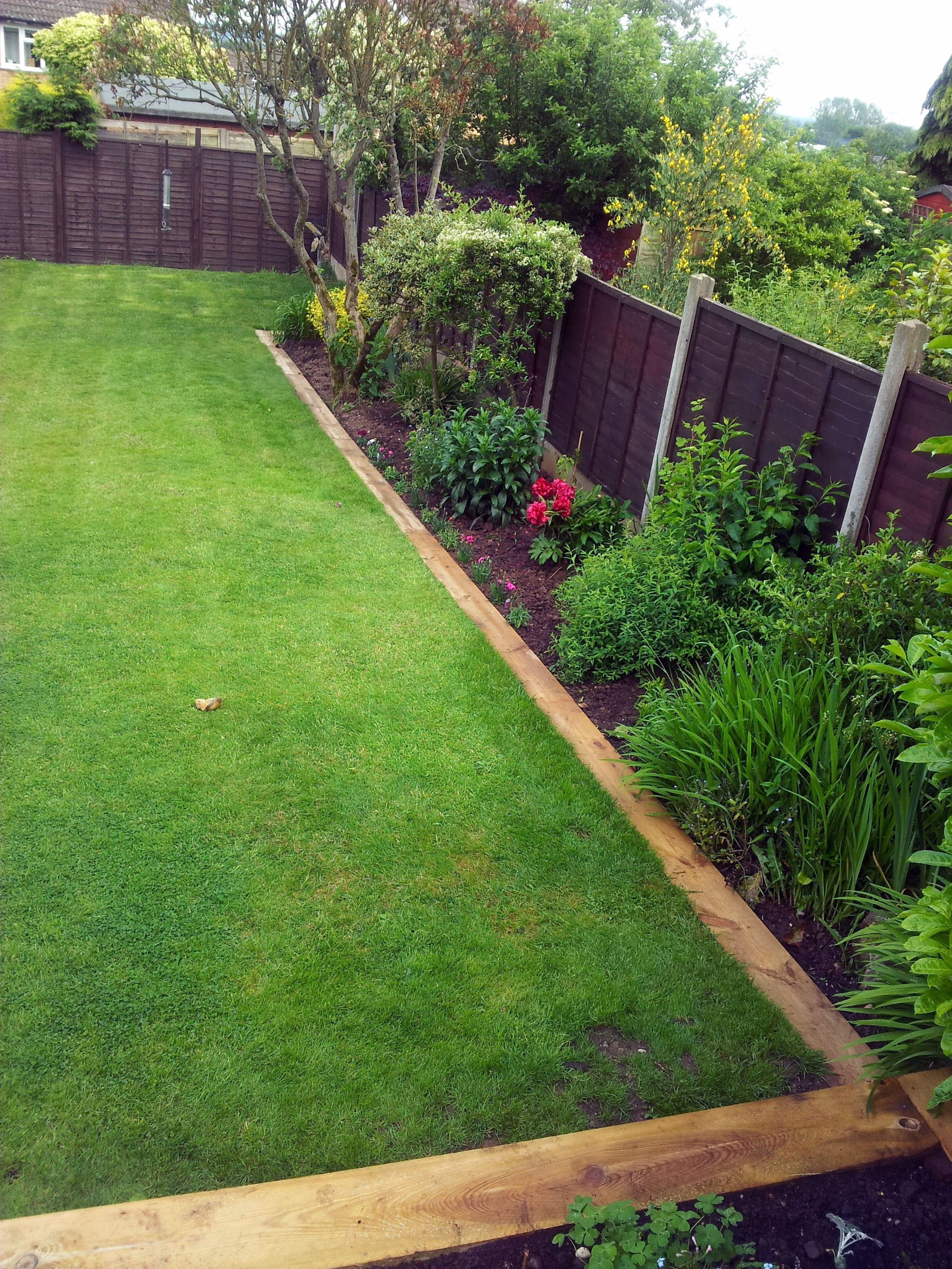 5 Operational And Sophisticated Garden Edging Ideas Wooden
