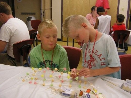 Adventures in Architecture Summer Camp Columbus, Indiana  #Kids #Events
