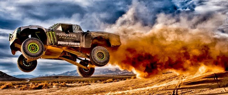 Baja1000 Second In Class And Second Overall Four Wheel Vehicle Baldwin Drove The Entire Race Offroad Bajasur Lap Trophy Truck Baja 1000 Trophy Truck Baja