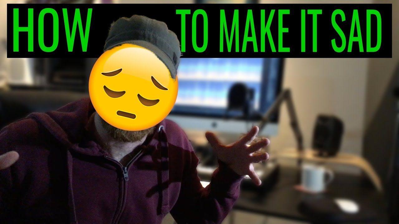 Make a Beat Sad - 3 Tips for Sad Beats | Logic Pro X | Logic