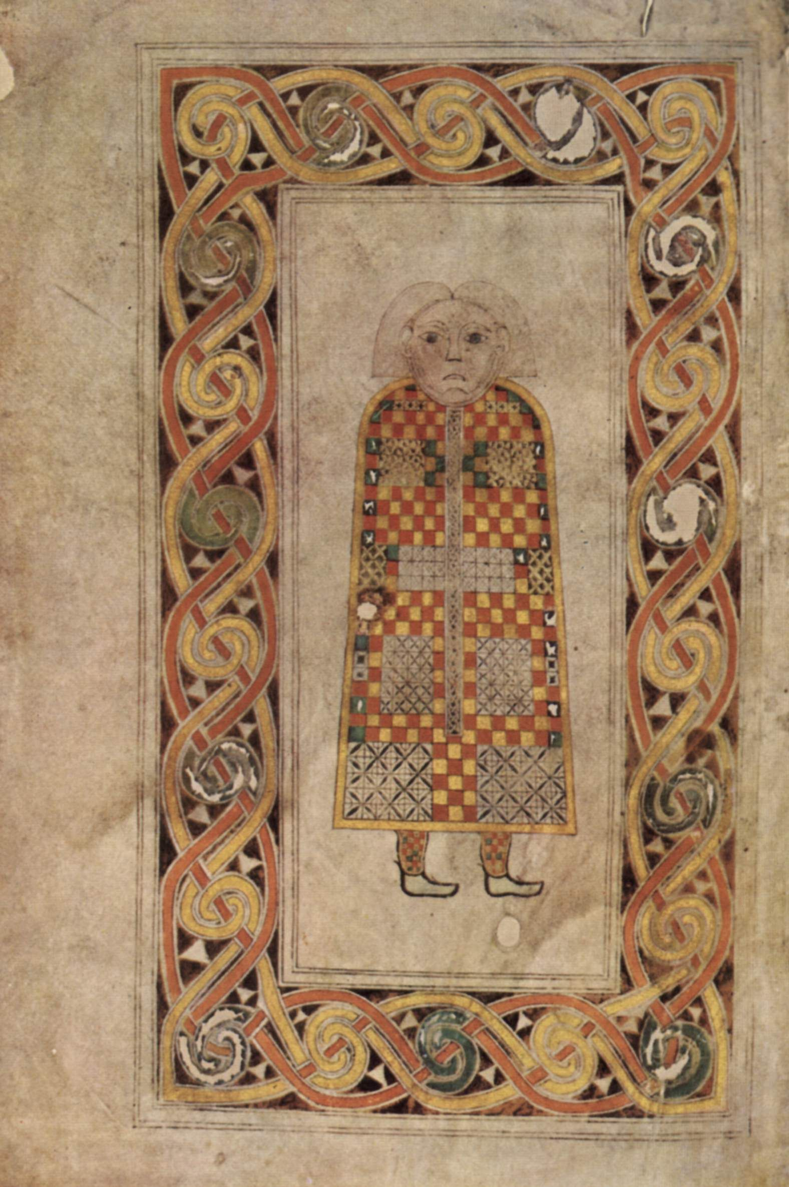 The book of durrow day seventeen of medieval manuscripts saint the book of durrow has always been fascinating to me probably because it was the biocorpaavc