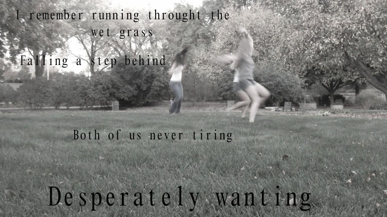 Lyrics desperately wanting