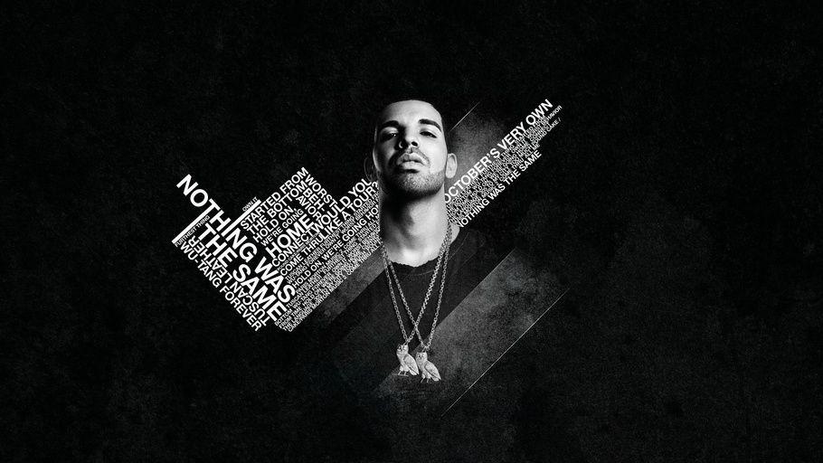 Drake Rapper Drake Logo Art Rap Music Aubrey Drake Graham Hip Hop Rapper