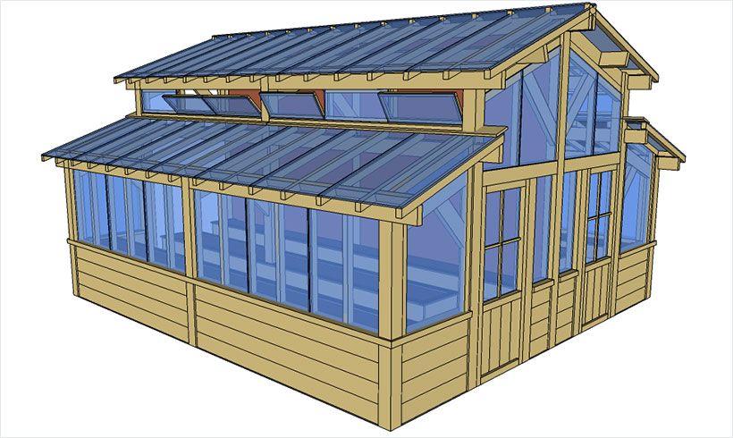 projet d 39 une serre bioclimatique pour le potager jardin serre jardin serre bioclimatique. Black Bedroom Furniture Sets. Home Design Ideas