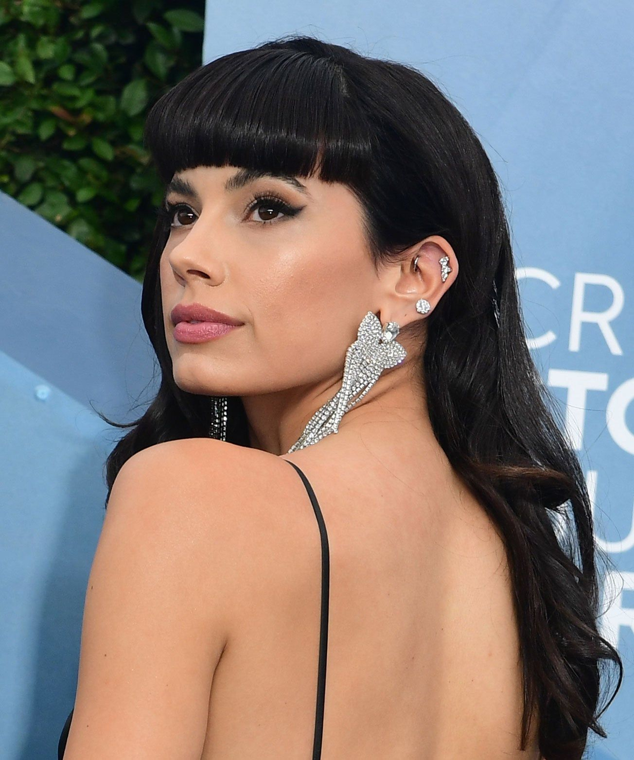 Constellation Piercings Were All Over The SAG Awards Red Carpet