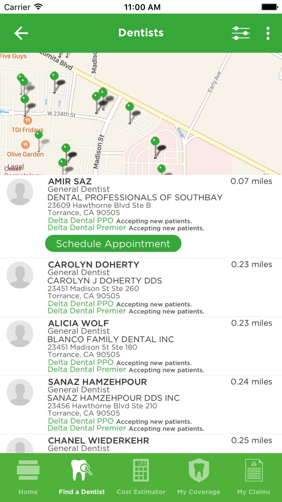 Delta Dental Mobile HealthMedicalampios Dental