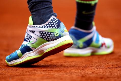 Rafael Nadal 2019 Nike Shoes Roland Garros Zapatos Photo Rafael Nadal Nike Fashion Roland Garros