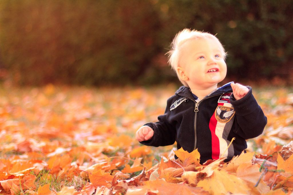 Des Moines Children S Photographer Outdoor Fall Portraits With