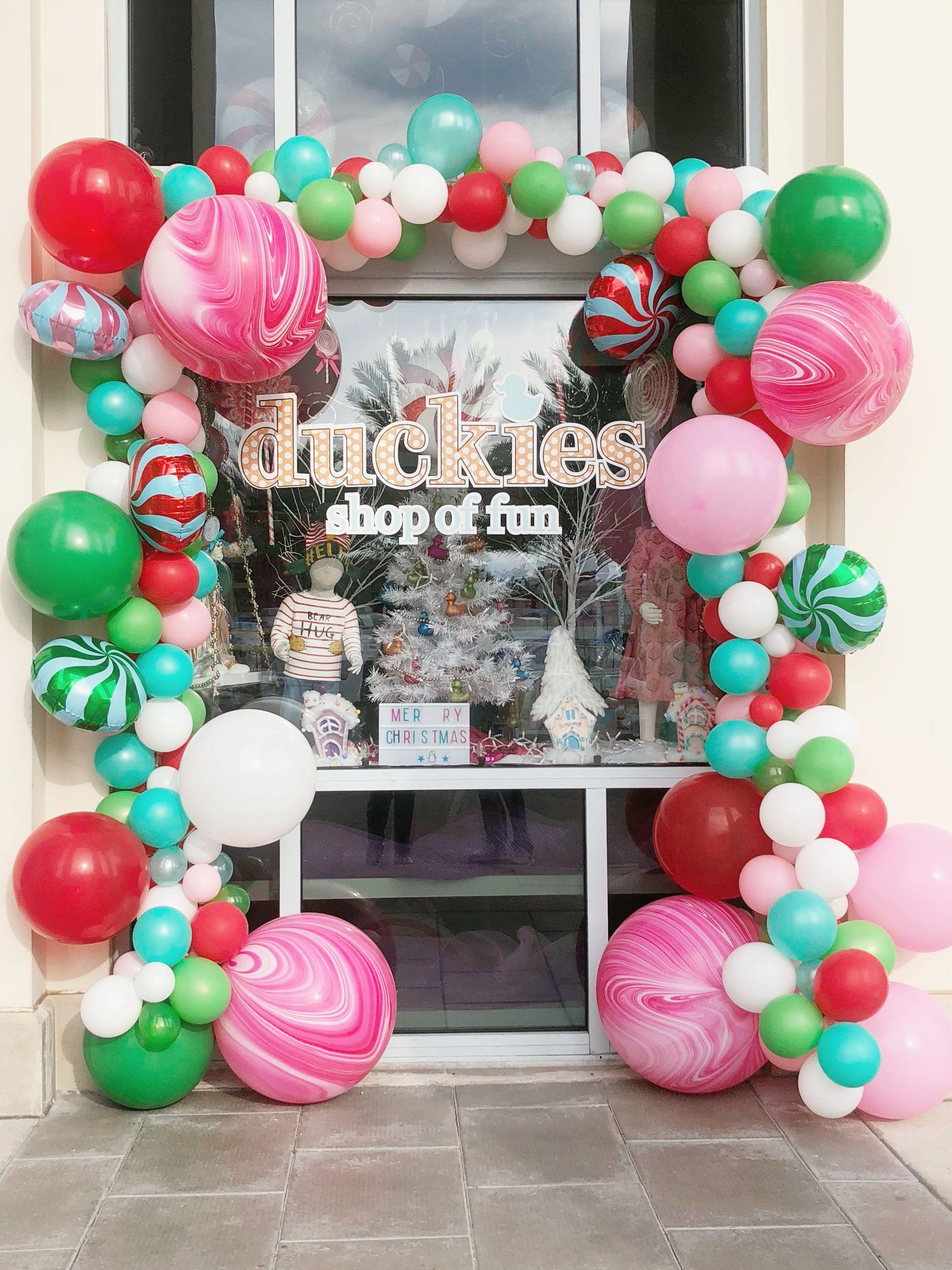 Pin By Mingle On Balloons Christmas Balloons Halloween