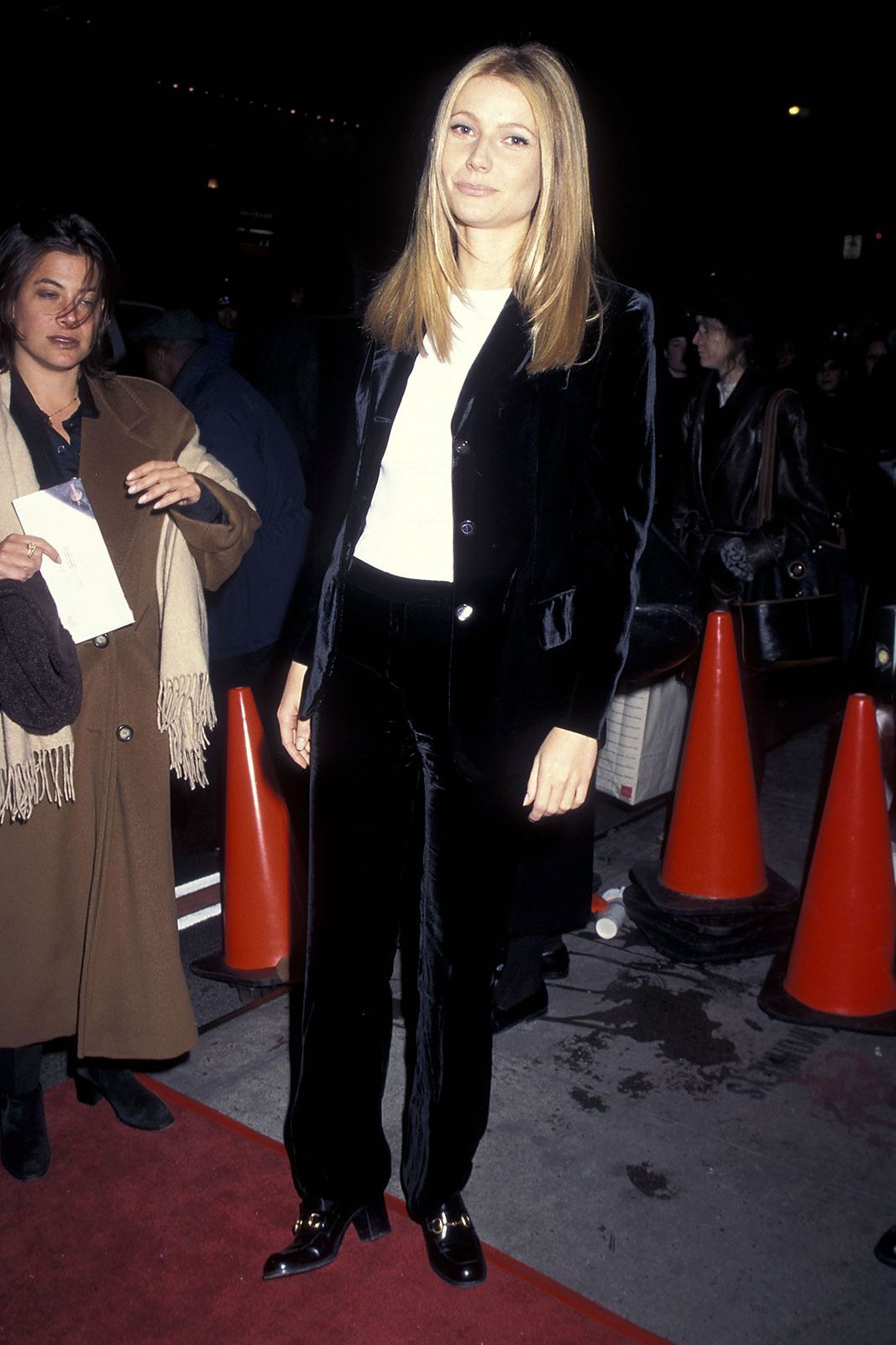 pictures Gwyneth Paltrows 90s Wardrobe Couldnt Be More 2019