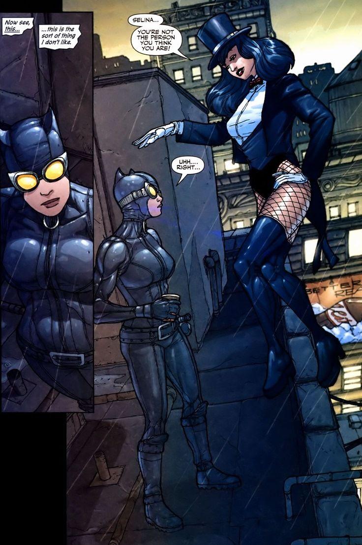 Catwoman zatanna fucked hard bane free videos porn