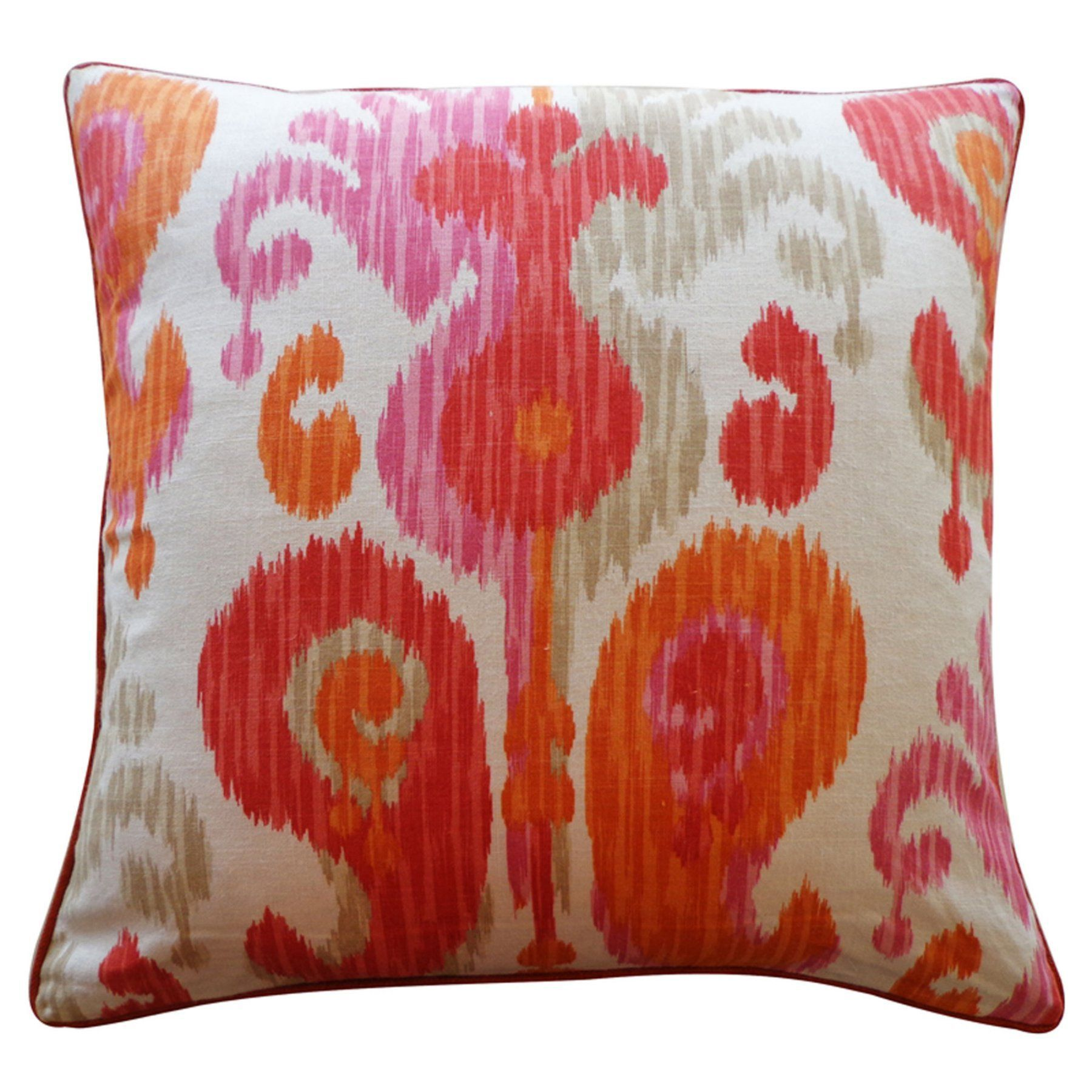 Jiti Camino 18 x 18 Pillow - 1818/CAM-BRY | Pillows and Products