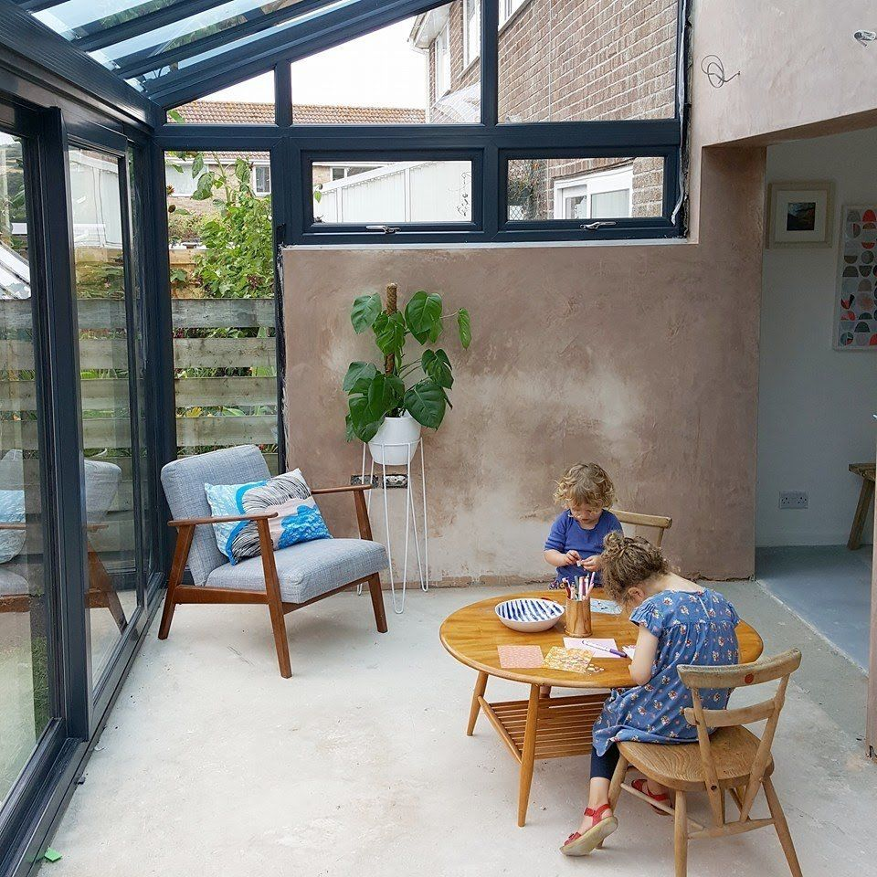Our extension plays such an important role in our home life, it has brought us a sense of freedom, space to exist alongside each other, but also room to breathe, to play and create. It means we can…